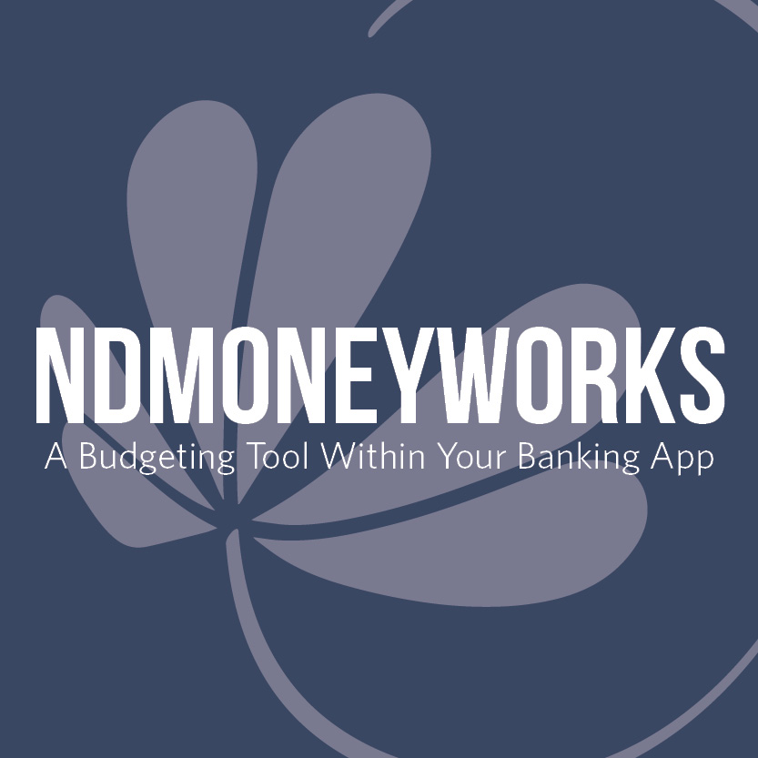 ND MoneyWorks a budgeting tool within your banking app