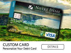 Custom Card. Personalize Your Debit Card
