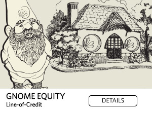 Gnome Equity Line-of-Credit
