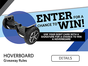Hoverboard Giveaway Rules. Click for Details.