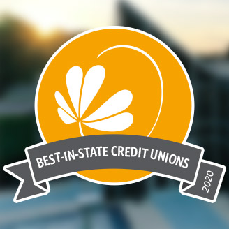 Best-in-state credit union.2020