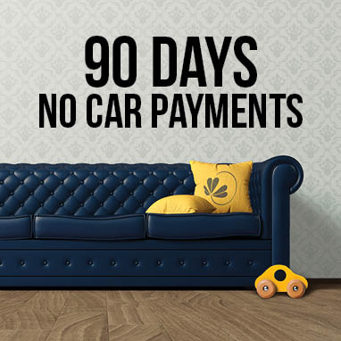 90 Day no car payments