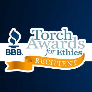 BBB Torch Awards for Ethics Recipient
