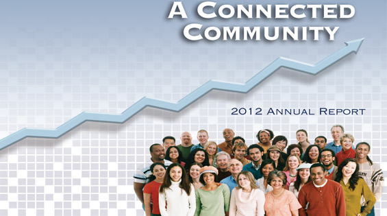 Annual Report 2012 - A Connected Community