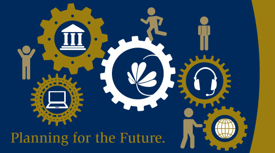 Annual Report 2013 - Planning for the Future
