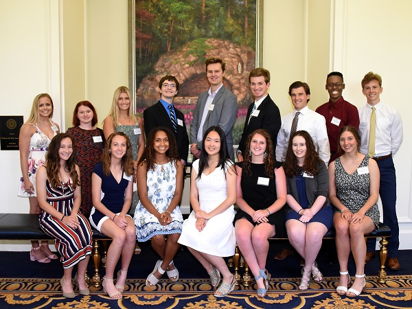 2019 Graduating High School Scholarship Recipients