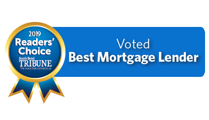 2019 Readers Choice: Voted Best Mortgage Lender