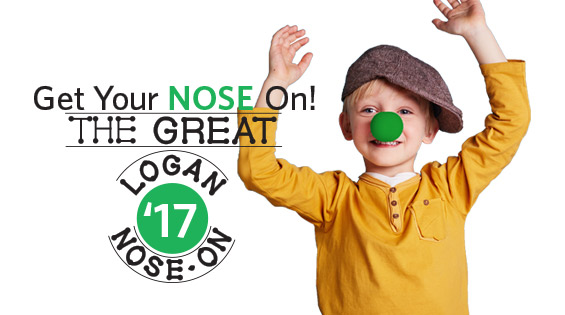 Notre Dame FCU Proudly Supports Logan Nose-On