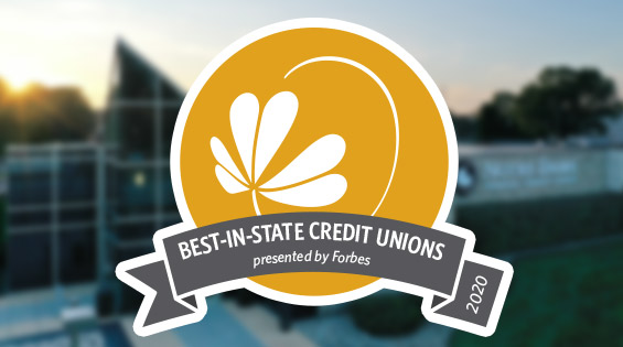 Notre Dame Federal Credit Union Awarded Forbes' Best-In State Credit Union 2020